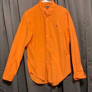 Men's Ralph Lauren Classic Fit Shirt Size Medium
